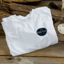 High Tide Cottage Embroidered T-Shirt